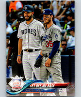 2018 Topps Update #US150 National League Veterans Like New