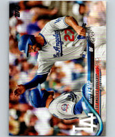 2018 Topps Update #US151 Matt Kemp Like New Los Angeles Dodgers