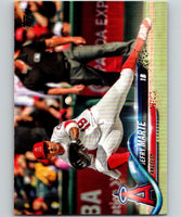 2018 Topps Update #US164 Jefry Marte Like New Los Angeles Angels