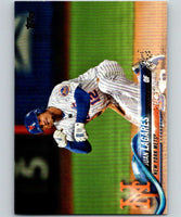 2018 Topps Update #US166 Juan Lagares Like New New York Mets