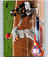 2018 Topps Update #US170 Wilson Ramos Like New Philadelphia Phillies
