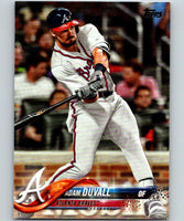 2018 Topps Update #US171 Adam Duvall Like New Atlanta Braves