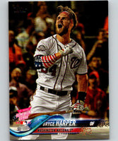 2018 Topps Update #US202 Bryce Harper Like New Washington Nationals