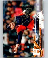 2018 Topps Update #US216 Max Stassi Like New Houston Astros