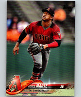 2018 Topps Update #US227 Ketel Marte Like New Arizona Diamondbacks