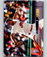 2018 Topps Update #US232 Brad Hand Like New Cleveland Indians