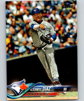 2018 Topps Update #US251 Aledmys Diaz Like New Toronto Blue Jays