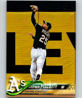 2018 Topps Update #US259 Stephen Piscotty Like New Oakland Athletics