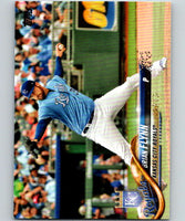 2018 Topps Update #US282 Brian Flynn Like New Kansas City Royals