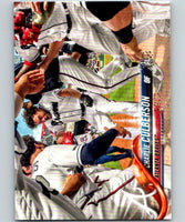 2018 Topps Update #US293 Charlie Culberson Like New Atlanta Braves