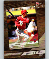2019 Topps 2018 Topps Now Review #TN-3 Shohei Ohtani MINT Los Angeles Angels 07497