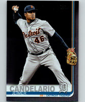 2019 Topps Rainbow Foil #211 Jeimer Candelario MINT Detroit Tigers 07502