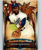 2019 Topps Grapefruit League Greats #GLG-2 Jackie Robinson MINT Brooklyn Dodgers 07507