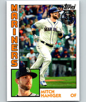 2019 Topps 1984 Topps #T84-93 Mitch Haniger MINT Seattle Mariners 07521