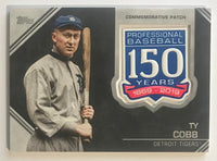 2019 Topps 150th Anniversary Commemorative Patches Ty Cobb MINT 07522