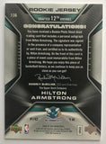 2006-07 Upper Deck SPx #136 Hilton Armstrong MINT RC Rookie 457/1199 07550