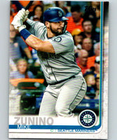 2019 Topps #11 Mike Zunino Mint Seattle Mariners