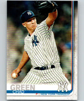 2019 Topps #25 Chad Green Mint New York Yankees