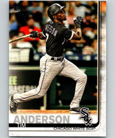 2019 Topps #80 Tim Anderson Mint Chicago White Sox