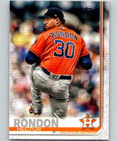 2019 Topps #91 Hector Rondon Mint Houston Astros