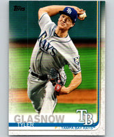 2019 Topps #115 Tyler Glasnow Mint Tampa Bay Rays