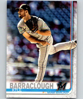 2019 Topps #138 Kyle Barraclough Mint Miami Marlins