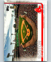 2019 Topps #160 Fenway Park Mint Boston Red Sox