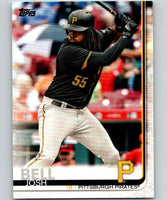 2019 Topps #208 Josh Bell Mint Pittsburgh Pirates