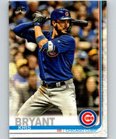 2019 Topps #210 Kris Bryant Mint Chicago Cubs