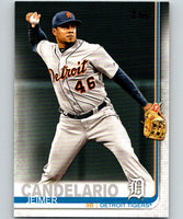 2019 Topps #211 Jeimer Candelario Mint Detroit Tigers