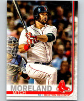 2019 Topps #262 Mitch Moreland Mint Boston Red Sox