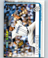 2019 Topps #265 Joey Lucchesi Mint San Diego Padres