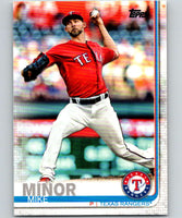 2019 Topps #278 Mike Minor Mint Texas Rangers