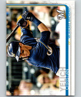 2019 Topps #300 Christian Yelich Mint Milwaukee Brewers