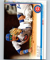 2019 Topps #310 Javier Baez Mint Chicago Cubs