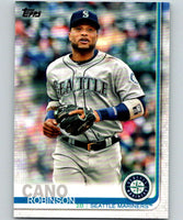 2019 Topps #313 Robinson Cano Mint Seattle Mariners