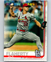 2019 Topps #321 Jack Flaherty Mint St. Louis Cardinals