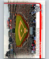 2019 Topps #341 Nationals Park Mint Washington Nationals