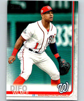 2019 Topps #342 Wilmer Difo Mint Washington Nationals
