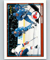 1991-92 O-Pee-Chee #96 Nordiques Team Mint