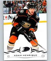 2018-19 Upper Deck #1 Adam Henrique Mint Anaheim Ducks