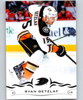 2018-19 Upper Deck #2 Ryan Getzlaf Mint Anaheim Ducks