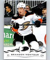 2018-19 Upper Deck #5 Brandon Montour Mint Anaheim Ducks