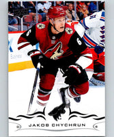 2018-19 Upper Deck #8 Jakob Chychrun Mint Arizona Coyotes