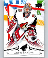 2018-19 Upper Deck #10 Antti Raanta Mint Arizona Coyotes