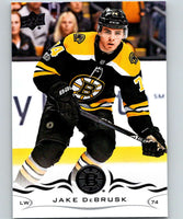 2018-19 Upper Deck #15 Jake DeBrusk Mint Boston Bruins