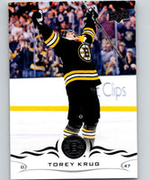 2018-19 Upper Deck #16 Torey Krug Mint Boston Bruins