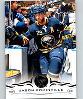 2018-19 Upper Deck #24 Jason Pominville Mint Buffalo Sabres
