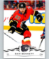 2018-19 Upper Deck #28 Sam Bennett Mint Calgary Flames