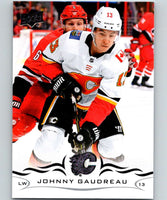 2018-19 Upper Deck #31 Johnny Gaudreau Mint Calgary Flames